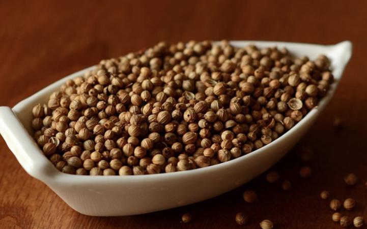 Benefits of using coriander powder